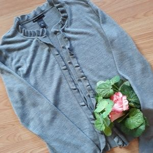 New York and company cardigan size L